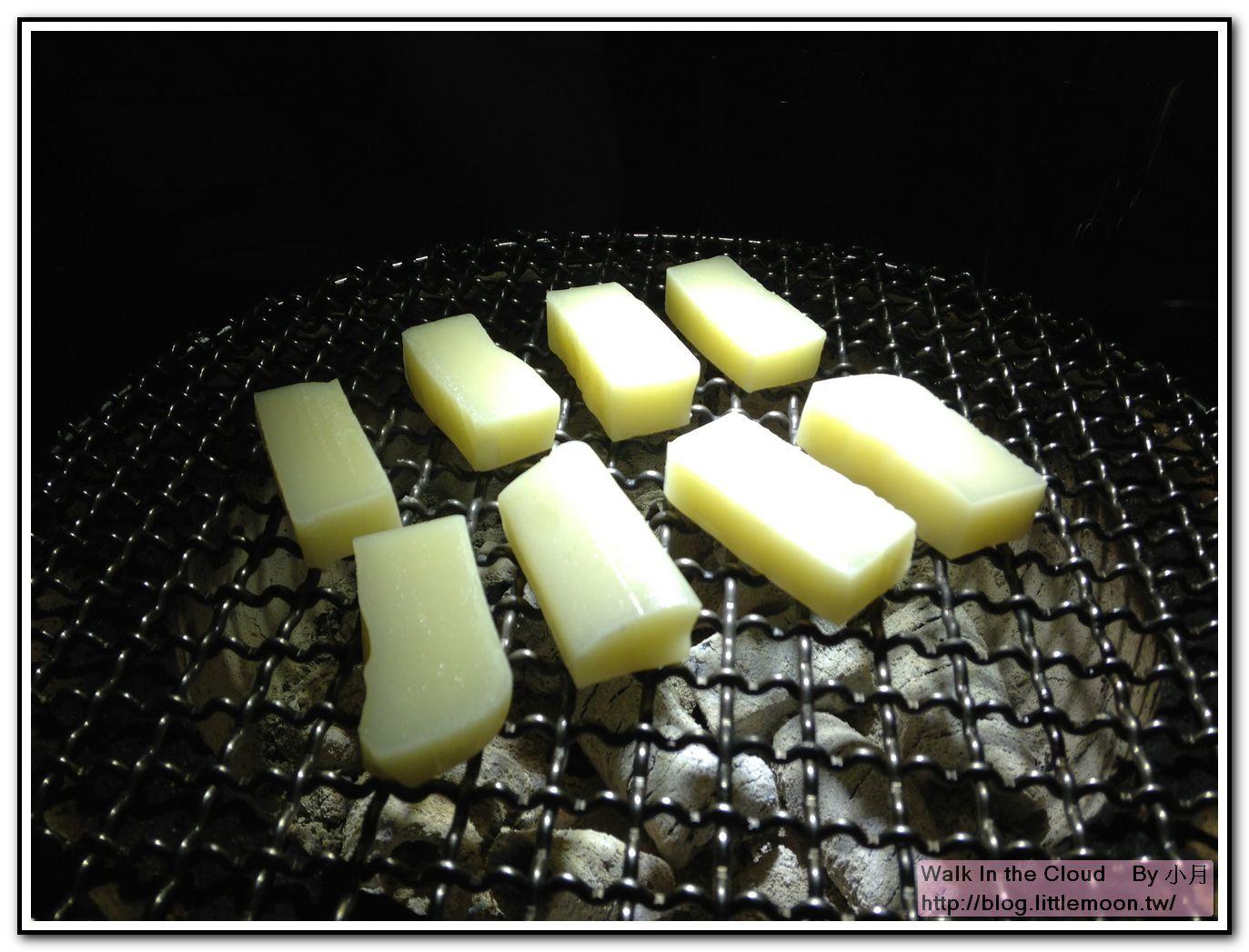 日式烤麻糬