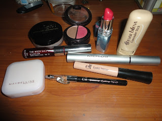 L'oreal, Body Shop, ELF, Maybelline, Nichido, Ever Bilena @ Beauty Bunker