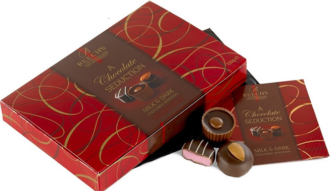 Beech's Chocolate Seduction Assortment 150g, £5.49