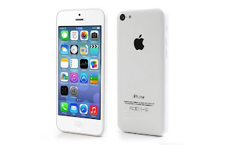 The first official image leaked for iPhone 5C