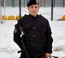 Ratu Cantik Tentera Kazakhstan