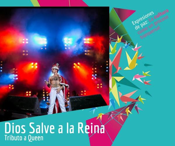 DIOS SALVE A LA REINA 26 DE MARZO FESTIVAL CULTURAL DE ZACATECAS 2018