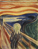 tableau art expressionnistes allemand edvard munch