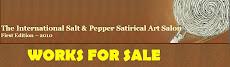 International Salt & Pepper Satirical Art Salon