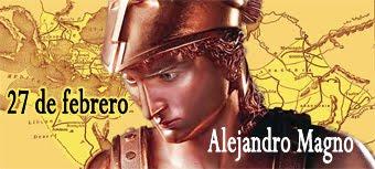 Alejandro Magno el Grande..