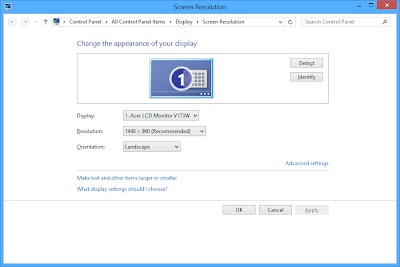 Cara Install Driver ATI di Windows 8