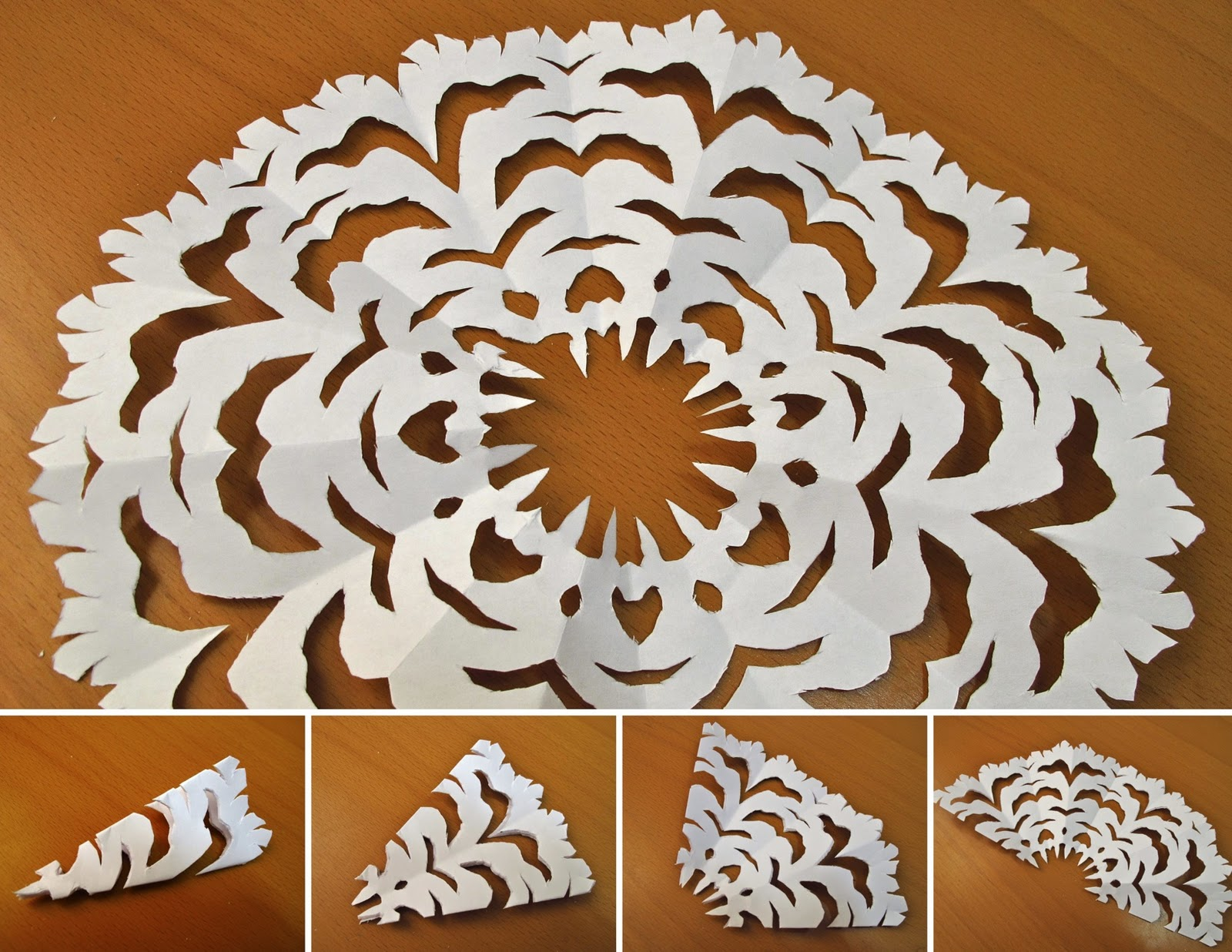 pics for paper cutting patterns flower