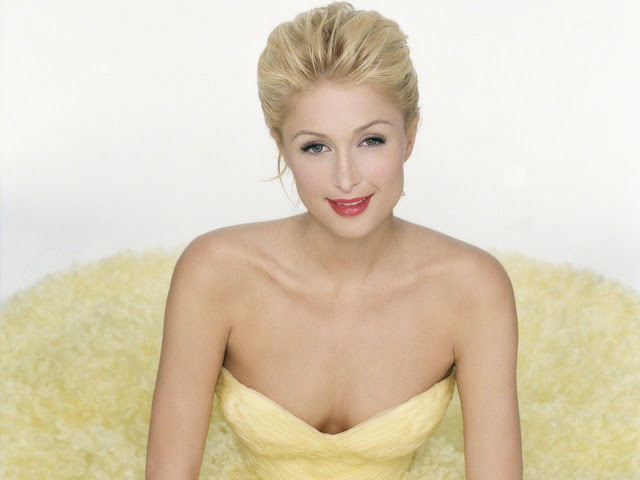 American Actress Paris Hilton Wallpaper