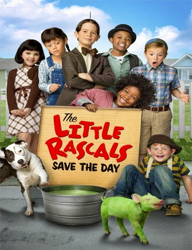 The Little Rascals Save the Day (2014) Online