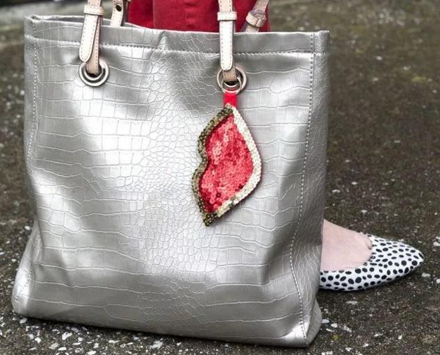 el yapımı bayan çantası