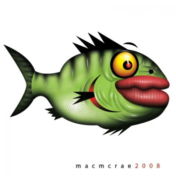 Fish cartoon picture