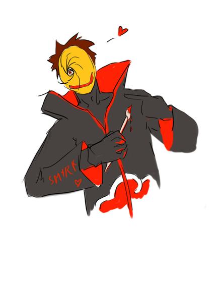 Kakashi And Obito Fan Art Naruto Fan art: ...