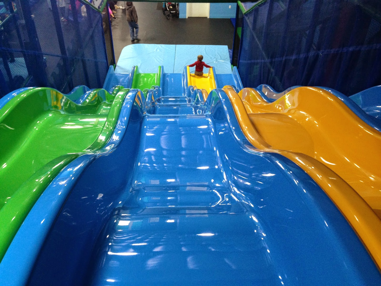Silicon Valley Toddler (and beyond!): Indoor Play Space Review: La ...