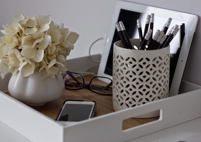 refreshed designs: easy organizing with vessels