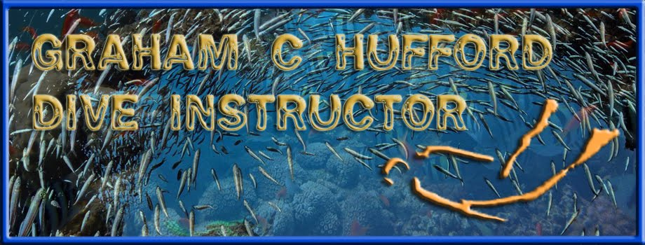 Graham C Hufford's Scuba Site