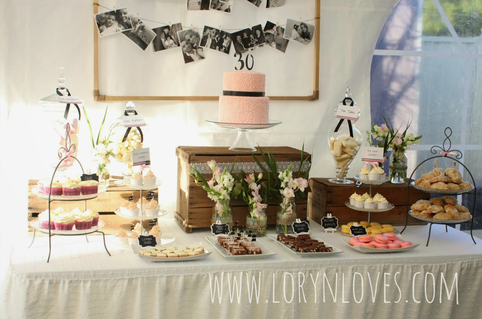 94 30th birthday party table decoration ideas 30th for 30th decoration ideas