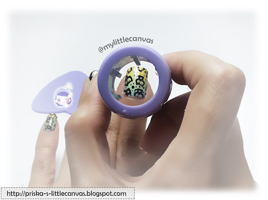 Clear Jelly Stamper by Bornprettystore.com