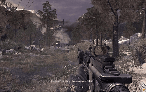 Call of Duty 4 Modern Warfare Full RIP PC 2