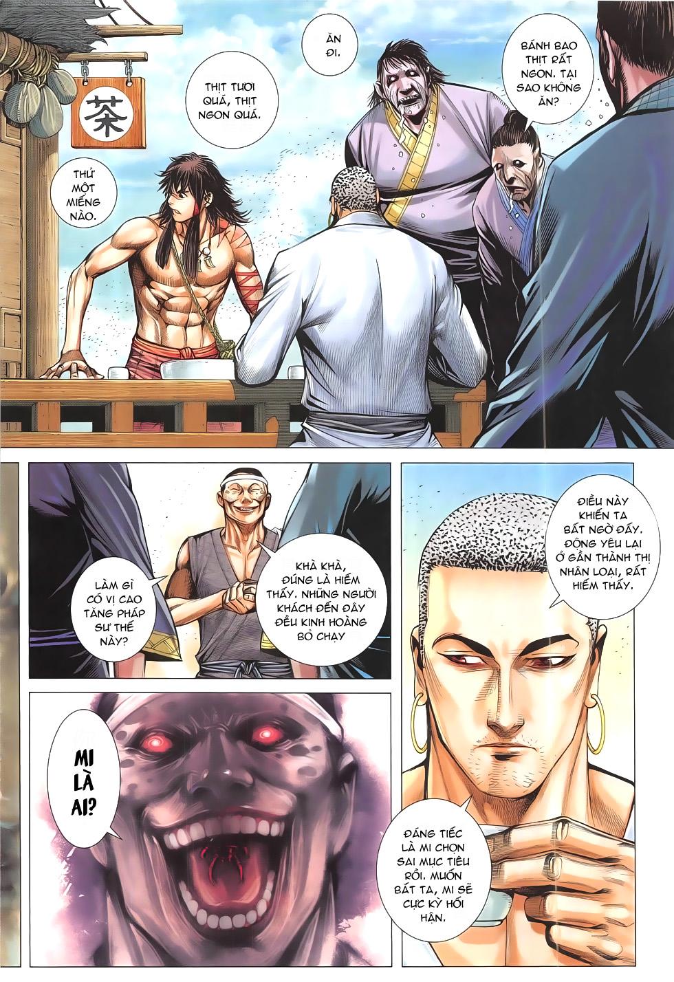 Tây Du chap 10 Trang 22 - Mangak.info