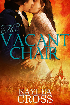 Blog Tour: Excerpt/Promo + Giveaway – The Vacant Chair by Kaylea Cross