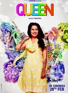 queen movie poster queen cast castting kangana ranaut as rani