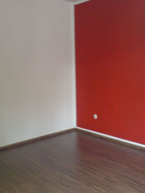 Schlafzimmer Rote Wand #25: Die Rote Wand .