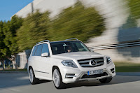 New 2012 Mercedes Benz GLK X204 LCI Official High Resolution Photo