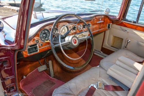Just A Car Geek: 1961 Humber Super Snipe - They Don't Get ...