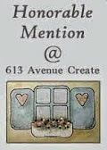 4 x 613 Avenue Create Honorable Mention