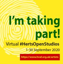 Herts Open Studios 2020