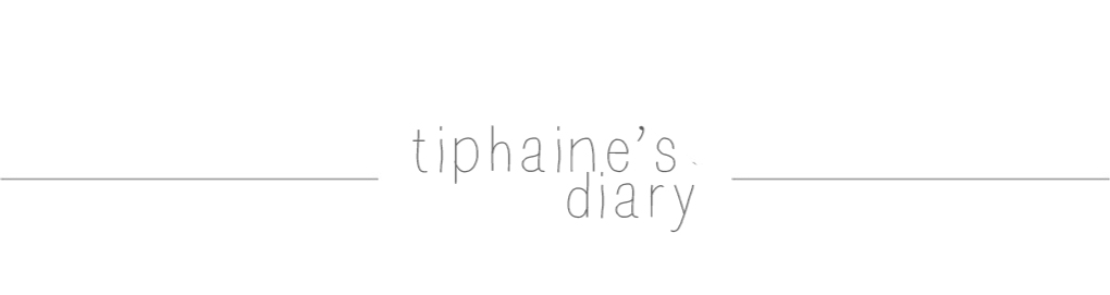Tiphaine's Diary - Switzerland based fashion blog