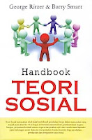 toko buku rahma: buku HANDBOOK TEORI SOSIAL, pengarang george ritzer, penerbit nusamedia