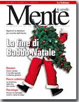 Mente e Cervello dicembre 2011