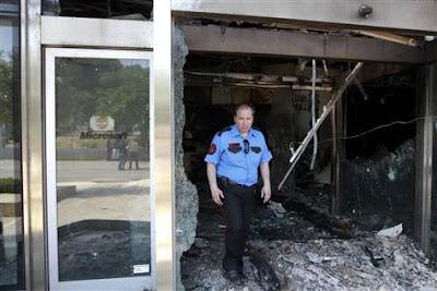 News : Kantor Microsoft di Bom