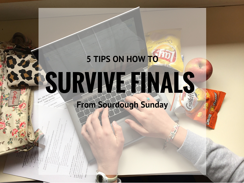 5 tips on how to survive