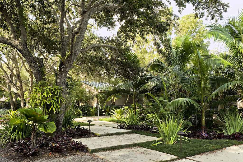 Tropical Garden And Landscape Design Modern Design By Moderndesignorg Magnificent Florida Garden Design