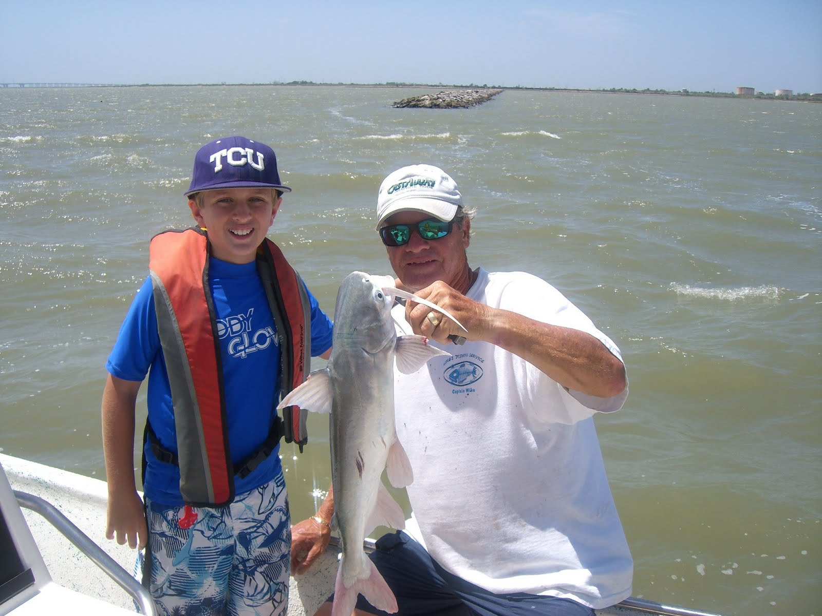 Galveston bay texas and sabine lake fishing reports 08 09 for Sabine lake fishing