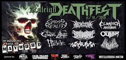 RALEIGH DEATHFEST 2016