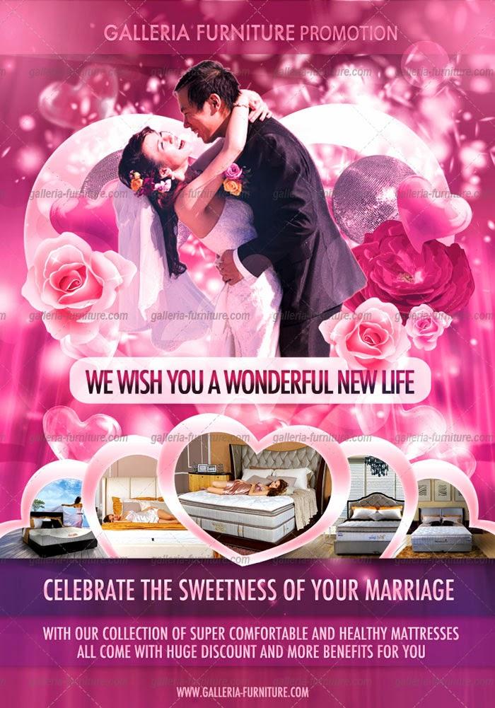 gambar info harga kasur springbed pengantin baru