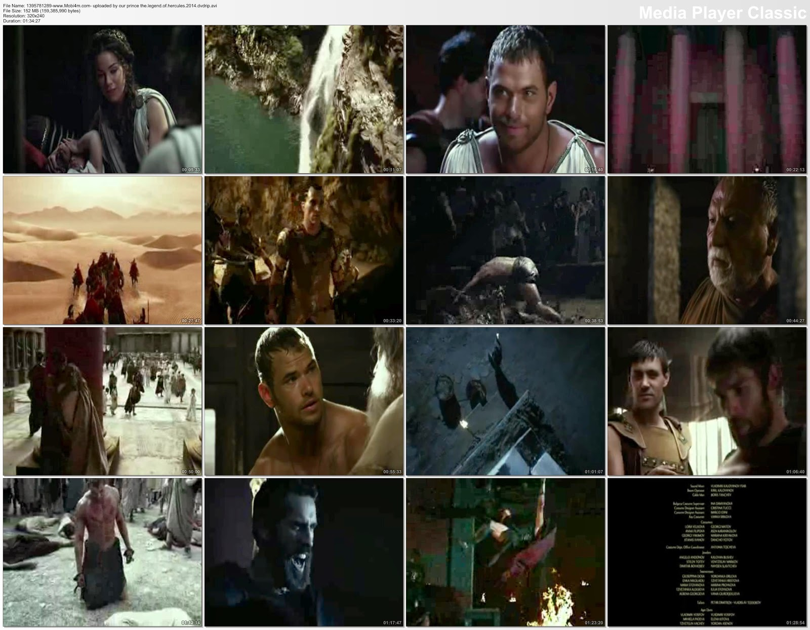 Download Film Baru THE LEGEND OF HERCULES (2014) Sub Indo direct link