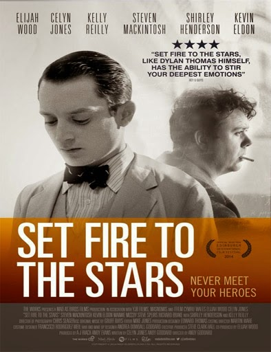 Ver Set Fire To The Stars (2014) Online