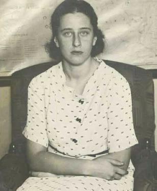 Olga Benário a judia deportada por Vargas para os nazistas