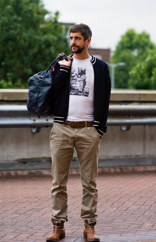 Venadomagazine Men Street Style