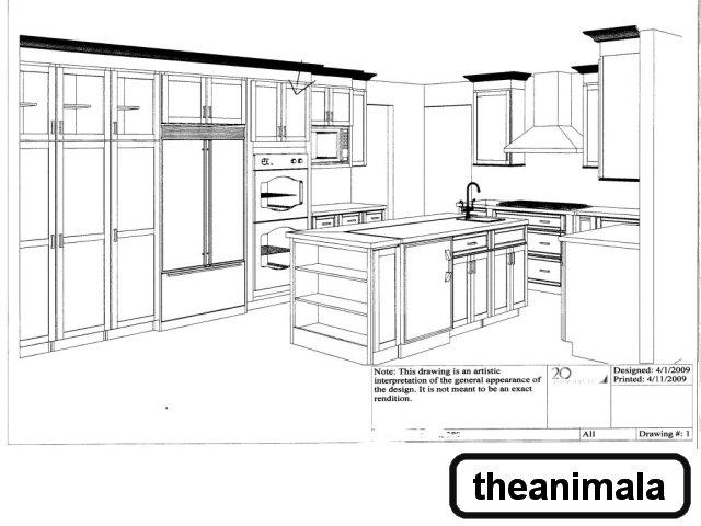 finished kitchens blog  theanimala u0026 39 s kitchen