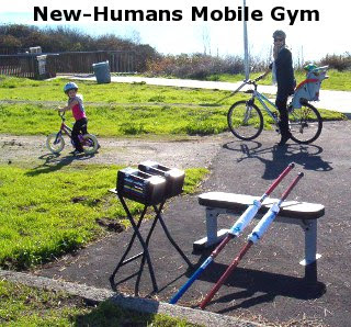 New-Humans Mobile Gym Store