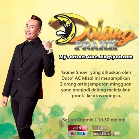 Dalang Prank (2015) Astro - Full Episode