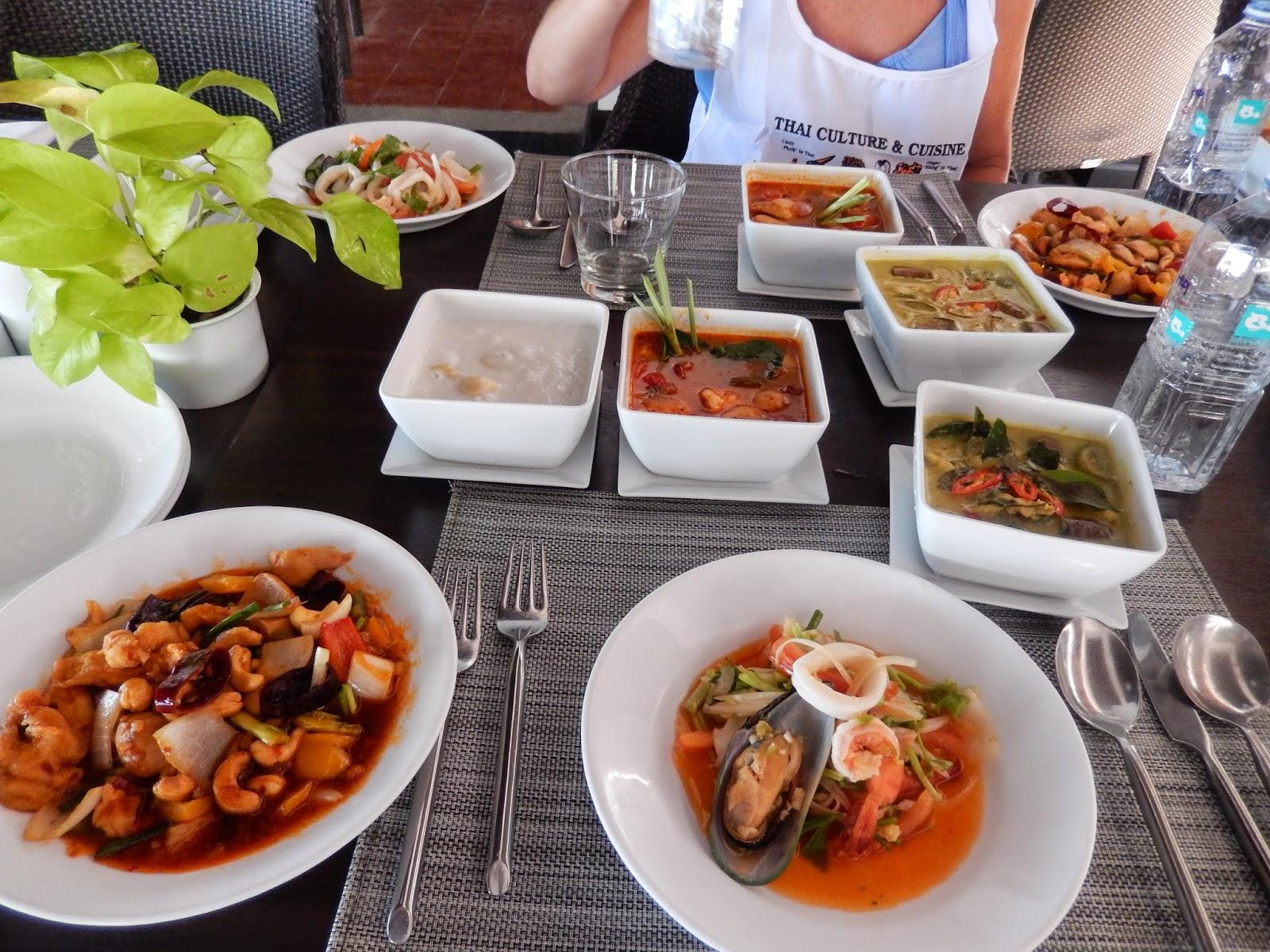 Thai Cooking Class Koh Samui