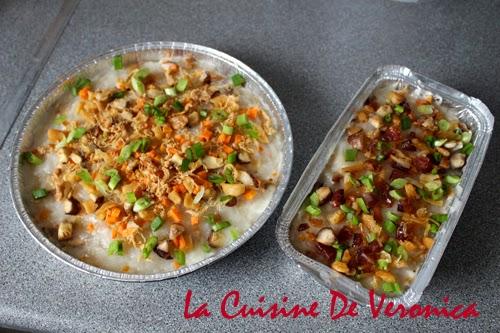 La Cuisine De Veronica 蘿蔔糕