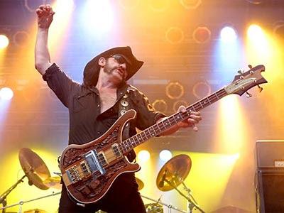 A personal tribute to Lemmy Kilmister, Motorhead