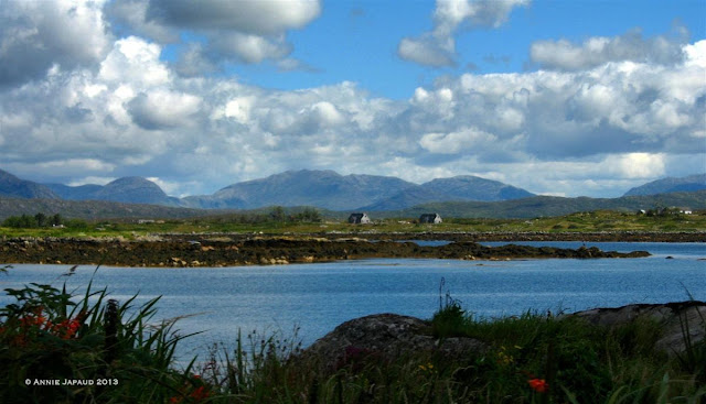 Roundstone © Annie Japaud Photography, landscape, sea, ocean, water, mountains